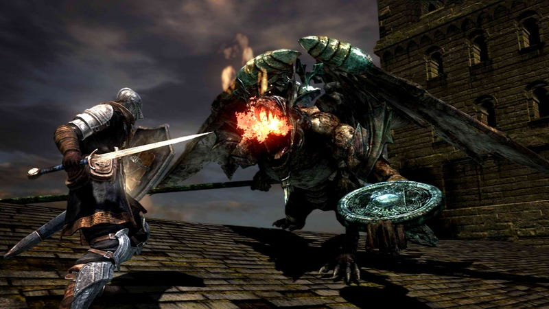 Thought Demon's Souls Was Hard? Dark Souls Will Be Even Harder