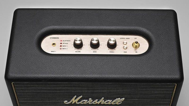 Marshall's New Bluetooth Speaker Oozes Vintage Style