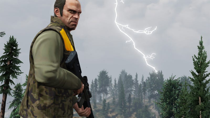 Sony: GTA V Will Have Some Sort Of Special Perk For PS4 Owners