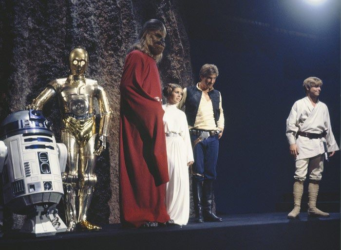Happy Life Day Eve! Let's Bask in the Spectacular Awfulness of the Star Wars Holiday Special