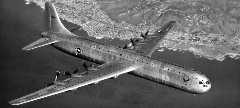 The Gargantuan XC-99 Was Almost The Post-WWII Airbus A380