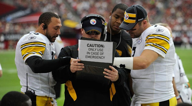 Charlie Batch Takes Athlete-Speak To New And Dizzying Levels: Your NFL Late Games Viewing Guide
