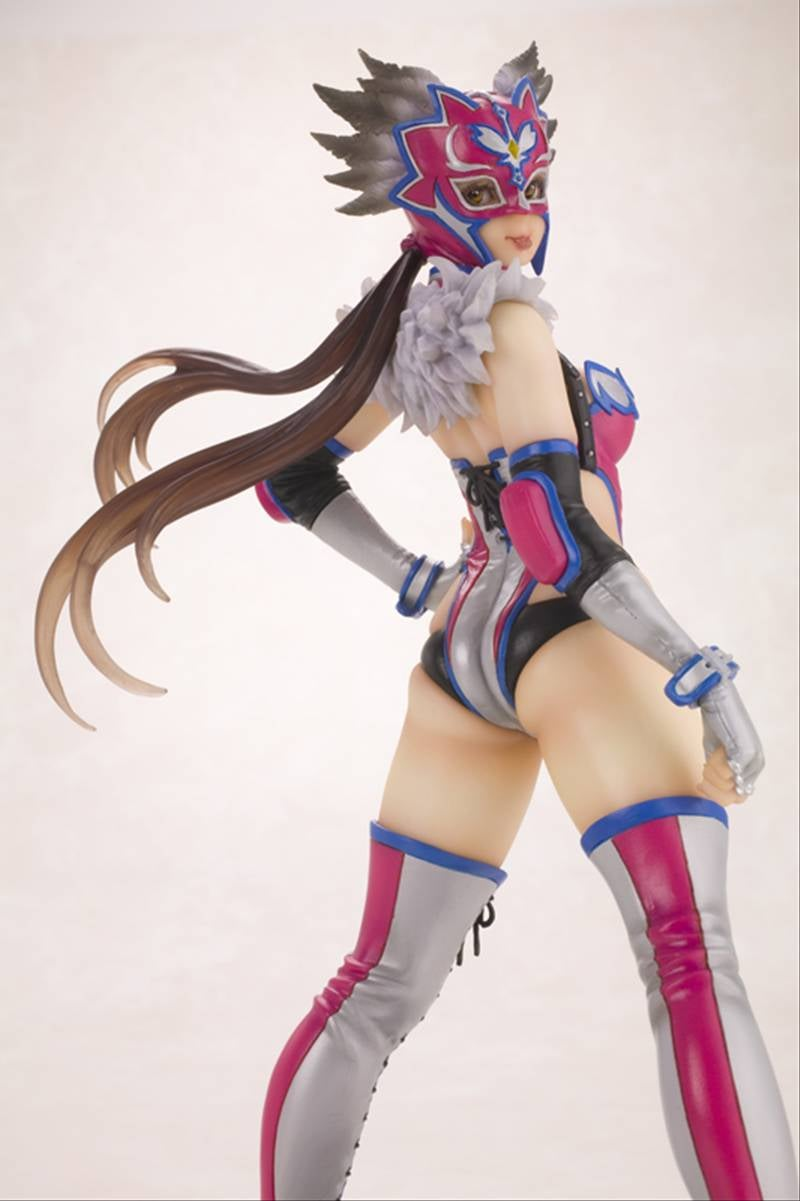 The Newest Cute Tekken Statue Unmasked!