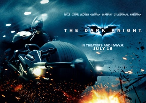 Where Is Batman In The Dark Knight?