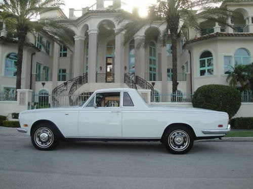 Two One-Of-A-Kind Rolls-Royce-aminos For Sale