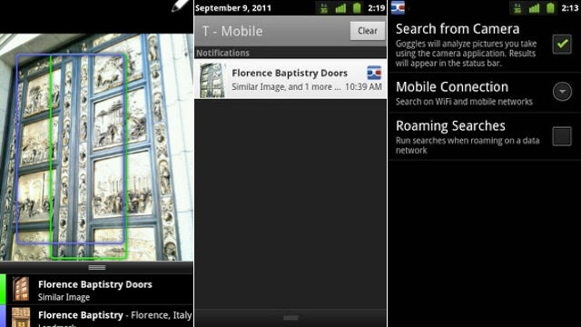 Google Goggles Now Works Automagically on Your Android Phone
