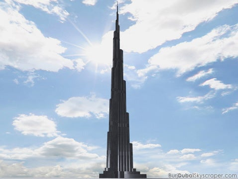 Tallest Building in The World, Taller Than Most Things