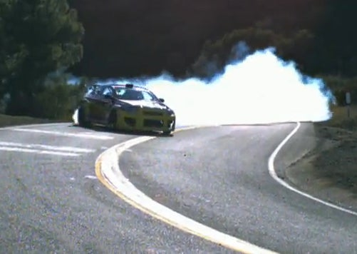 What It Feels Like To Drift With Tanner Foust