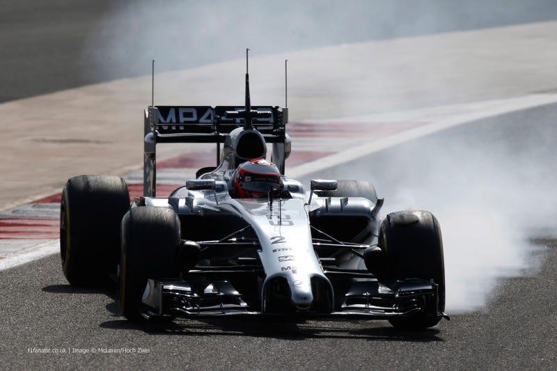 Magnussen Oppo - F1 2014