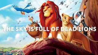 The <em>Lion King</em> Turns 20 Today! Here, Let Me Ruin It for You.