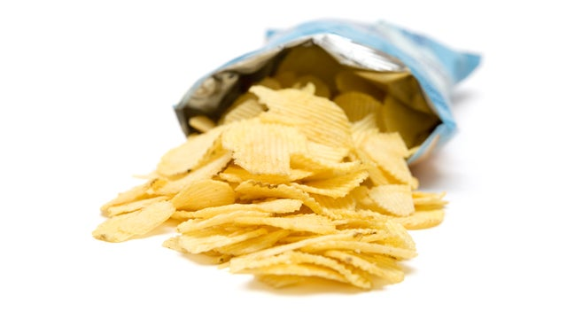 Your Body's Marijuana-Like Chemicals Made You Eat All Those Chips