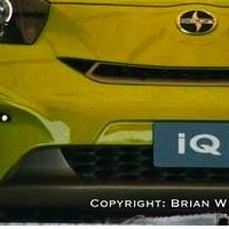 Scion iQ Concept: Three-Seat Smart Rival Spied