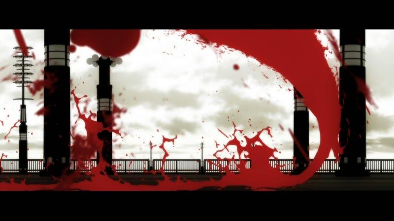 Ani-TAY Trainime review - Bakemonogatari