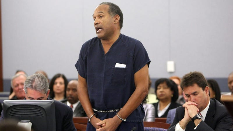 "National Enquirer: O.J. ""Daddy Juice"" Simpson Has Gotten Very Gay In Prison"