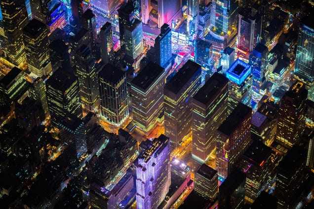 The most amazing aerial photos of New York ever taken, period