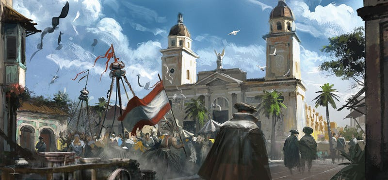 Assassin's Creed IV Isn't All Rum & Beaches. There's...Montreal, Too.