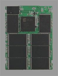 Mtron's 128GB 1.8-inch SSD Breakthrough