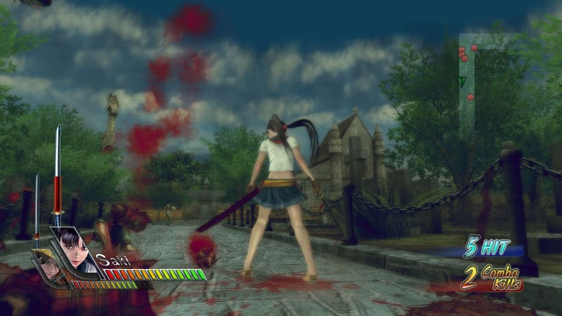 Onechanbara – Easy On the Eyes, Not On The Wallet