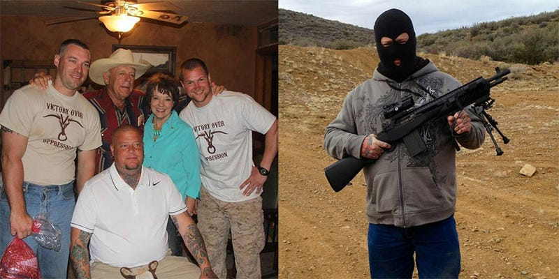 Nevada Ranch Militias Turn Against Each Other Over Drone-Attack Theory