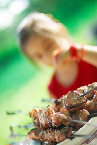Early Periods May Be Triggered By Meaty Diets