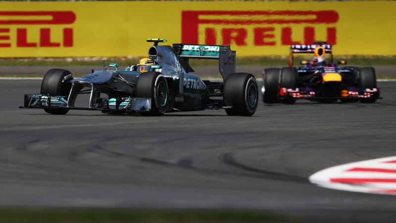British Grand Prix Full Of Drama, But For All The Wrong Reasons