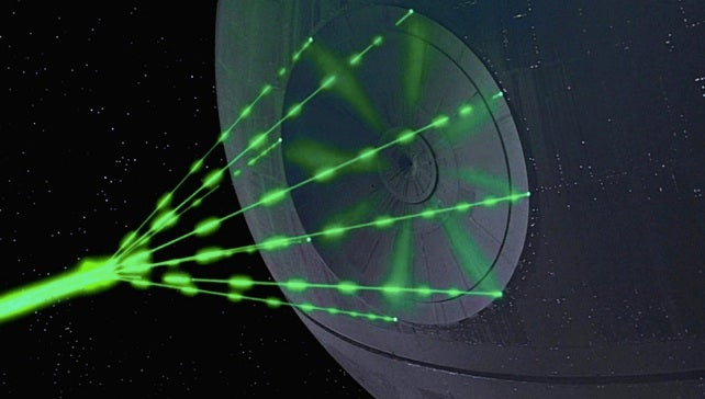 How much energy would the Death Star require to destroy Earth?