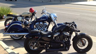 2014 Indian Chief Spotted in It's Native Habitat!