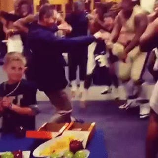 Dancing Pitt Coach Paul Chryst Proves He Has A Personality