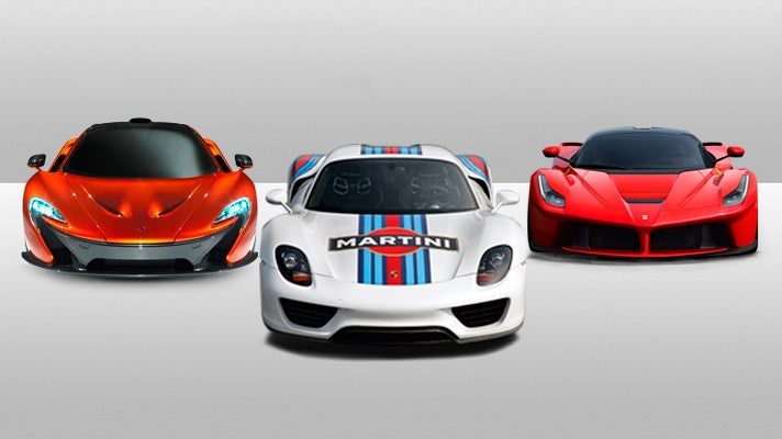 Are supercars better or worse with hybridization?