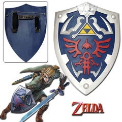 Real-life Zelda Shield for Link Wannabes