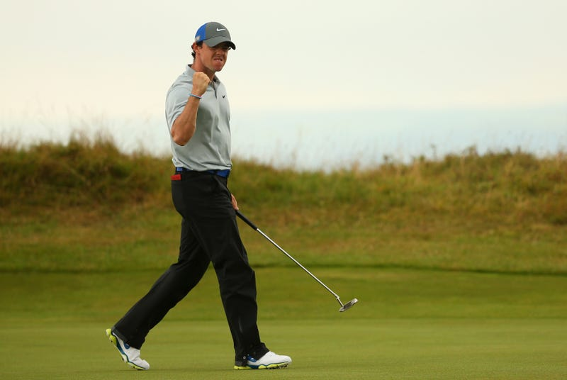 If Rory McIlroy Wins British Open, His Dad Will Win 10-Year-Old Bet