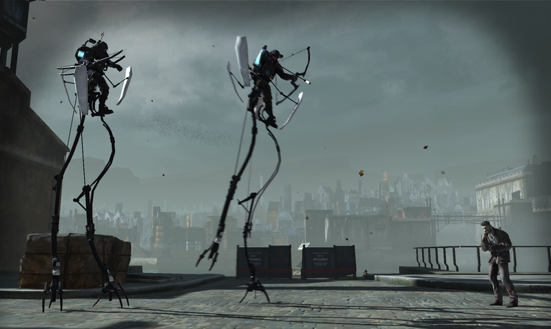 Let These Screenshots Tease You With the Sex and Power of Dishonored's Alternate Reality