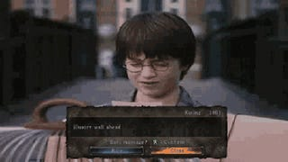 Welcome to <em>Dark Souls</em>, Harry Potter