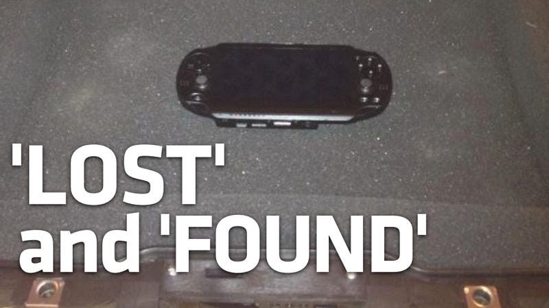 Surprise! That PS Vita Wasn't Lost at the VGAs After All
