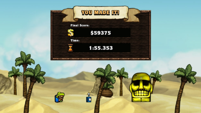 New Spelunky World Record Destroys the Two-Minute Barrier