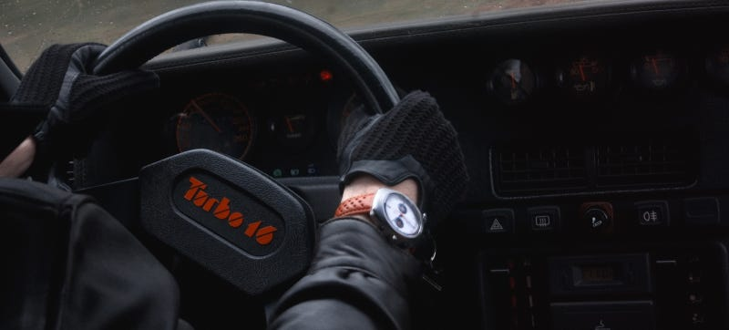 A Vintage BMW And A Group B Rally Car Make For One Gorgeous Watch Ad