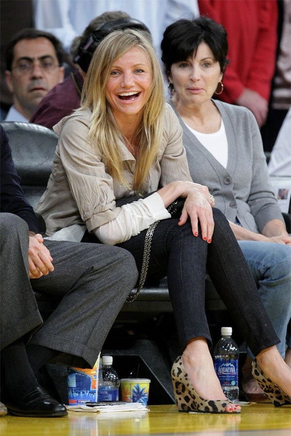 Cameron Diaz: Order In The Court