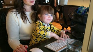 Oona Does a Blog Post