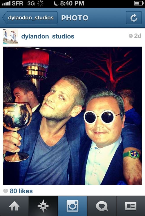 All Psys Look Alike: Psy Impersonator Fools Cannes
