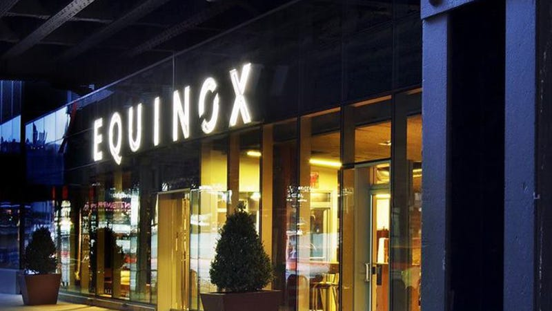 The Awesome Woman Paid to Lure You into Equinox Gyms Doesn't Even Work Out