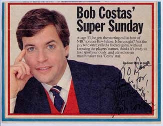 Bob Costas Thinks You're A Loser