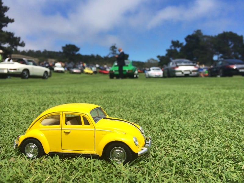 Traveling Torchbug visits Monterey!