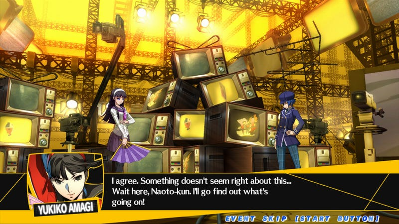 Persona 4 Arena Plays as Good as It Looks, But I Don't