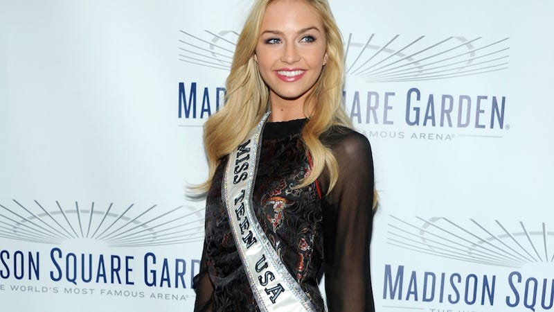 Miss Teen USA 'Sextortionist' Is Going to Jail