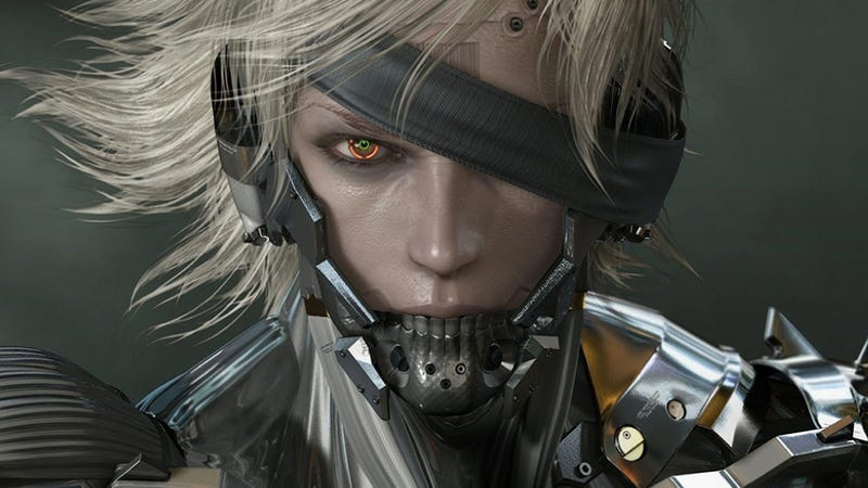 Metal Gear Rising Cancelled for Xbox 360 in Japan [Update]