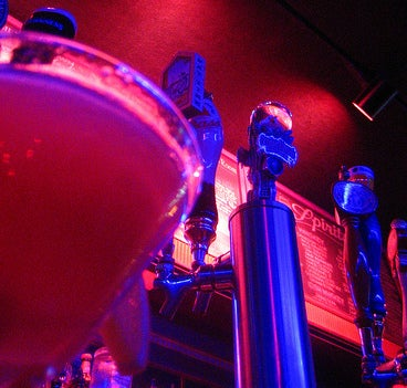 The Valley is one giant cocktail party