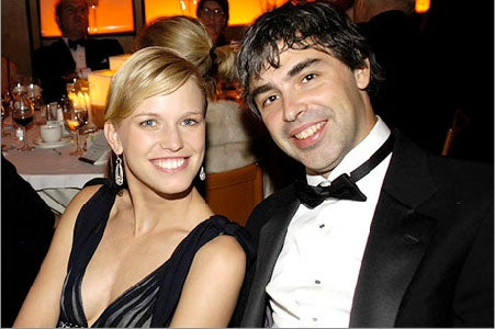 The 15 hottest CEO wives