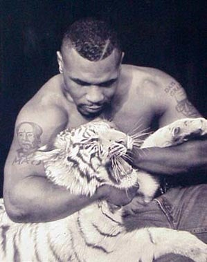 Own A Little Piece Of Mike Tyson