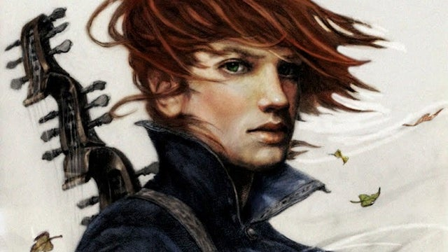 Patrick Rothfuss' Kingkiller Chronicles books are getting a TV show!