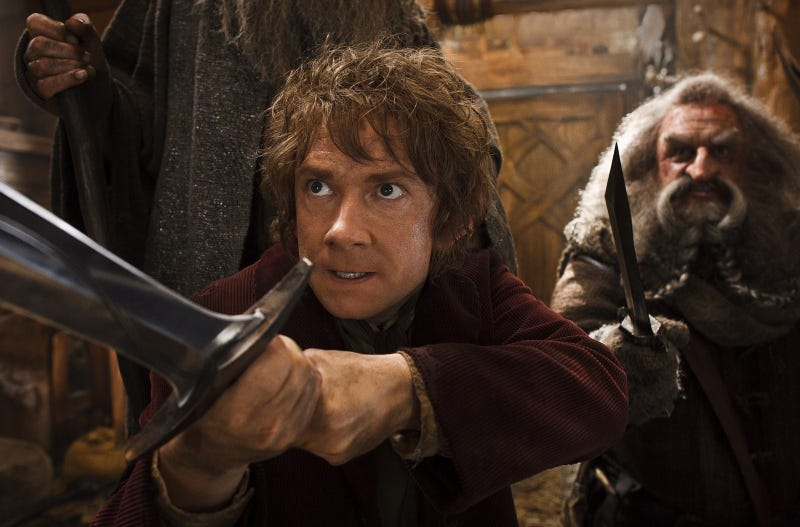 The Hobbit proves you can like a movie even if it's not good